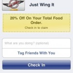 Just Wing it Facebook Deals